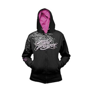 Speed And Strength Cat Out'A Hell Armored Hoody