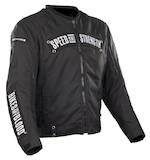 Speed and Strength Bikes Are In My Blood Jacket