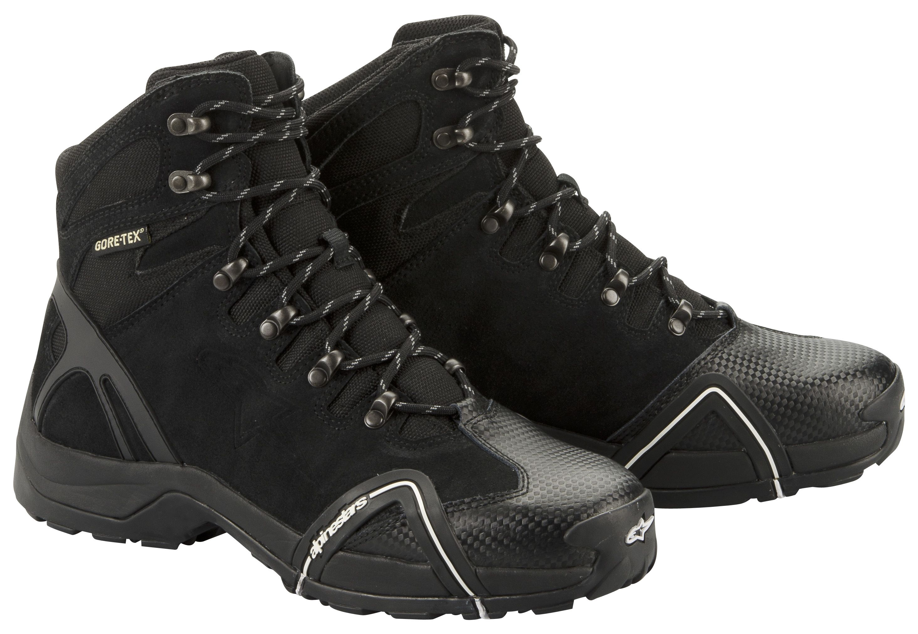 Alpinestars Cr 4 Gore Tex Xcr Boots Size 6 Only Revzilla