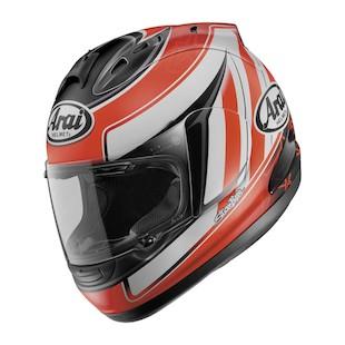 Arai Corsair V Nicky 3 Stars Helmet