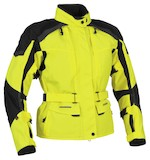 Firstgear Kilimanjaro Women's Jacket (Hi-Viz/Black Size XS Only)