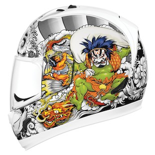 Icon Alliance Shakki Helmet