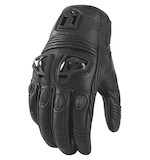 Icon Womens Justice Leather Gloves