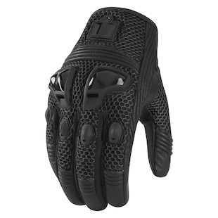 Icon Women's Justice Mesh Gloves (Size XS Only)