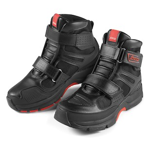 Icon Tarmac Ventilated Boots