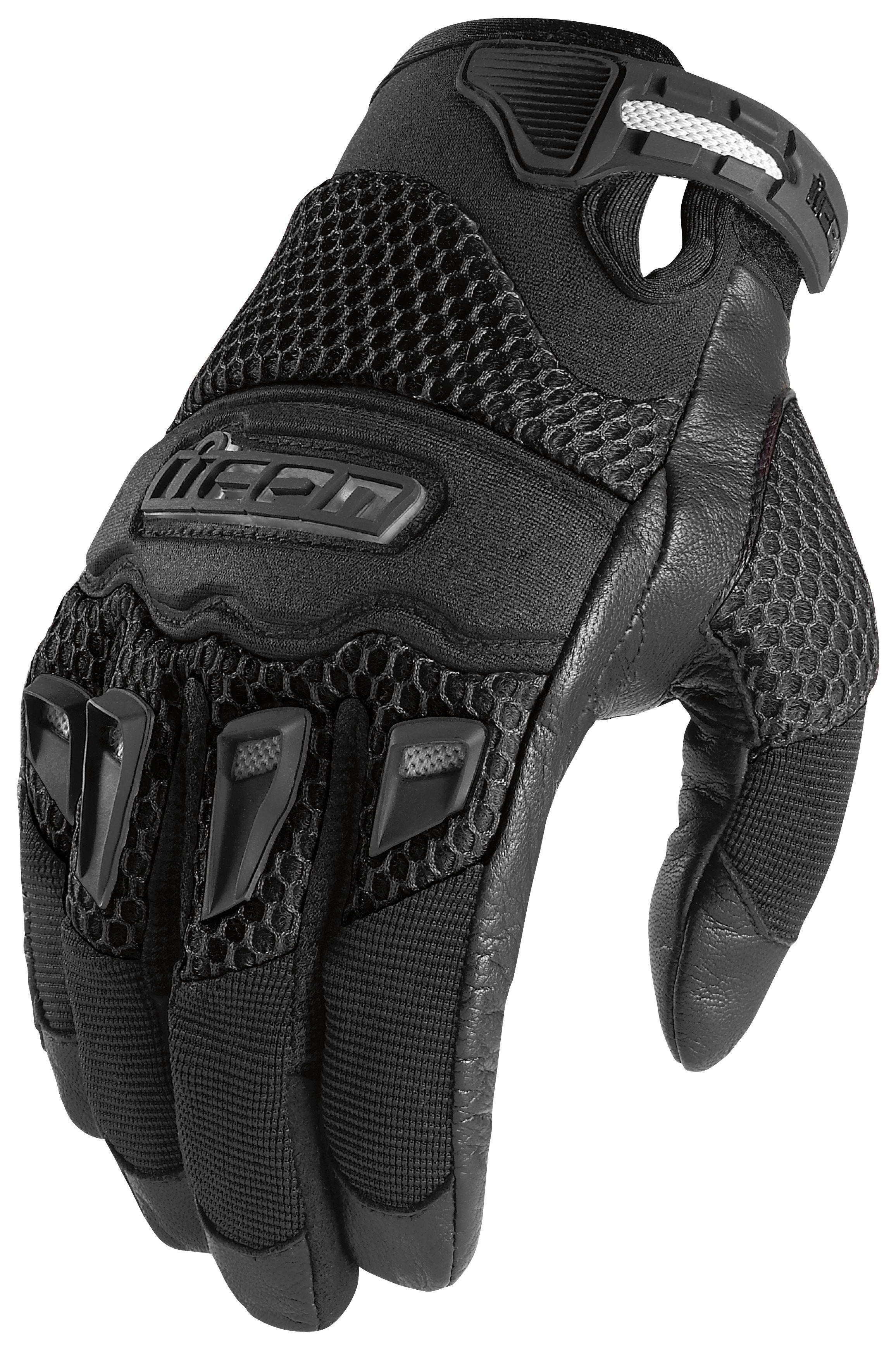 Icon Twenty-Niner Gloves - RevZilla