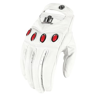Icon Women's Hella Gloves (Size 2XL Only)