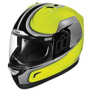 Icon Alliance Hi-Viz Helmet