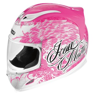 Icon Airframe Street Angel Helmet
