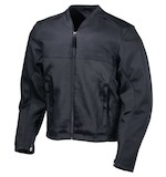 Icon Accelerant Stealth Leather Jacket