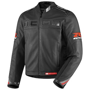 Icon Accelerant GSX-R Jacket