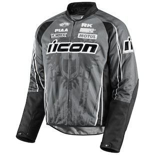 Icon Hooligan 2 Threshold Mesh Jacket
