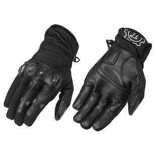 Firstgear Mesh Tex Gloves