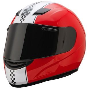 SparX Corsa S07 Retro Helmet