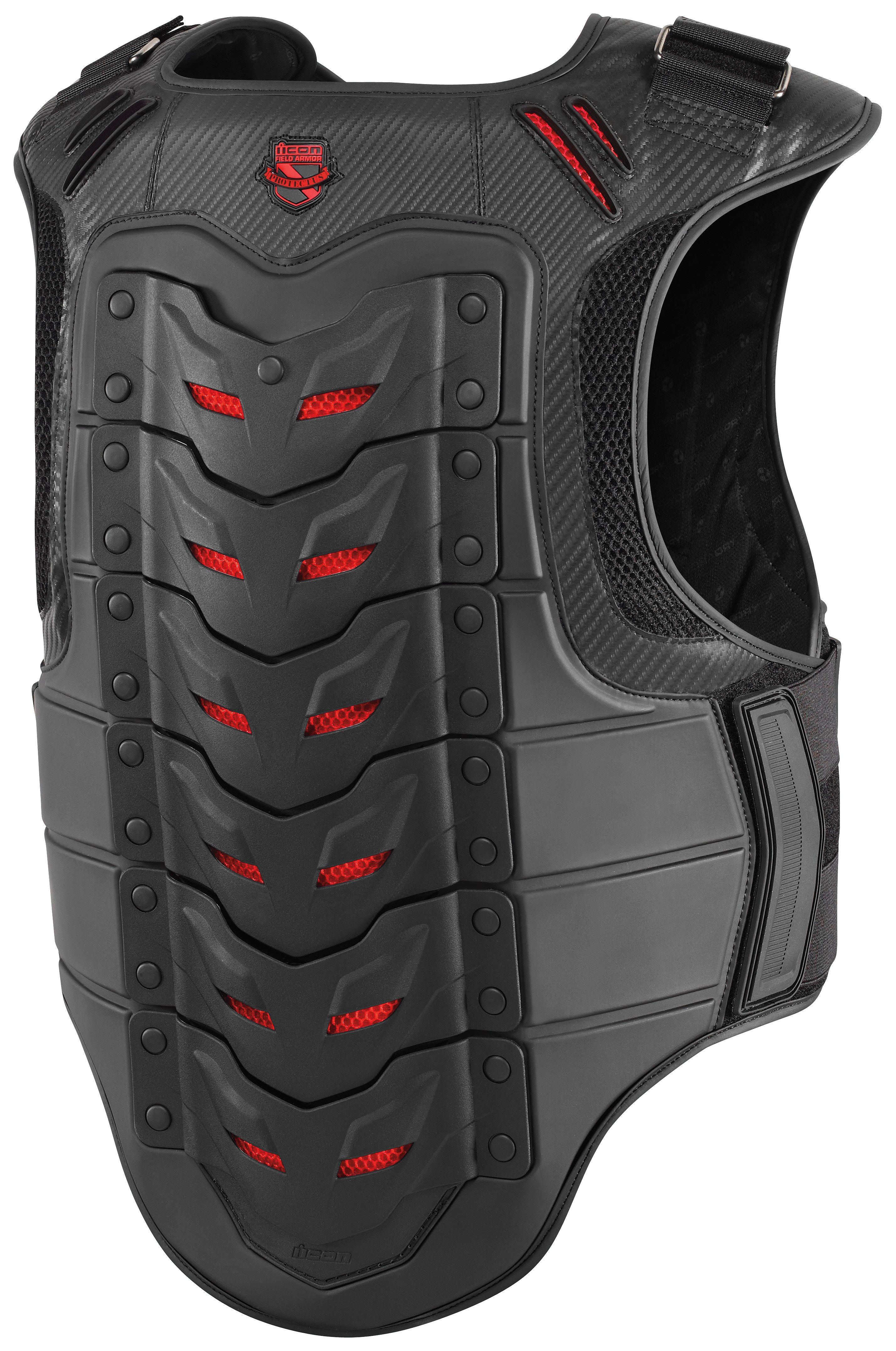 Icon Stryker Vest - RevZilla