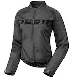 Icon Women's Hooligan 2 Stealth Mesh Jacket