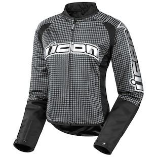 Icon Women's Hooligan 2 Glam Jacket