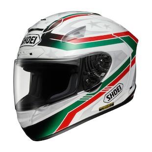 Shoei X-12 Laseca Helmet (Size LG Only)