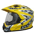 AFX FX-39 Dual Sport Urban Camo Helmet