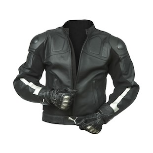 Puma Leather Jacket (Size 58-62)