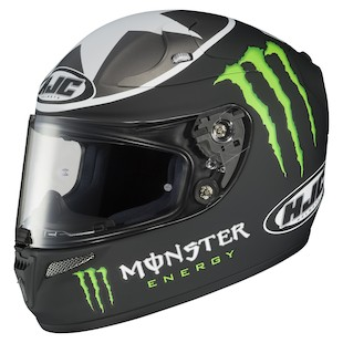 HJC RPS-10 Ben Spies Monster Helmet