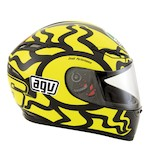 AGV GP-Tech Winter Test Helmet