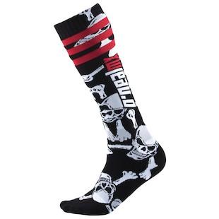 O'Neal Pro MX Crossbones Socks