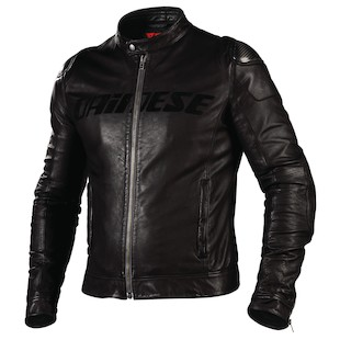 Dainese Carbon Leather Jacket