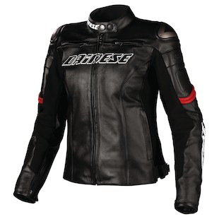 Dainese Women's Racing Leather Jacket