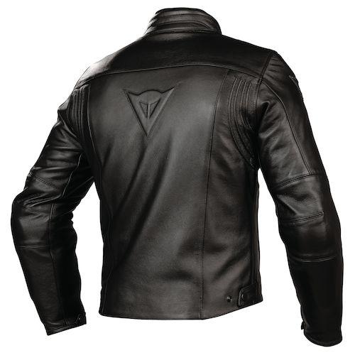 dainese razon leather jacket - revzilla