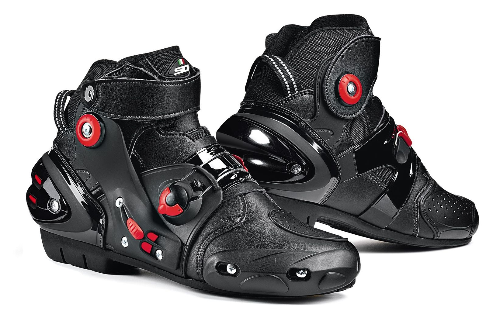Sidi Streetburner Boots Revzilla