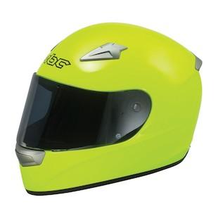 KBC VR Hi Viz Helmet