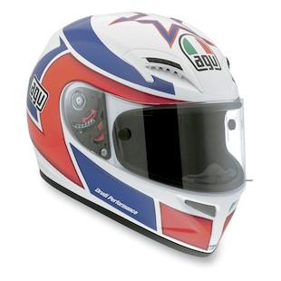 AGV Grid Lucchinelli Replica Helmet