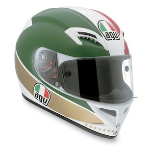 AGV Grid Agostini Replica Helmet (Size XS Only)