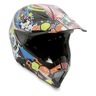 AGV AX-8 EVO Hypno Helmet (Size XL Only)