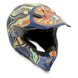 AGV AX-8 EVO 5 Continents Helmet