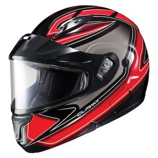 HJC CL-Max 2 Zader Snow Helmet - Dual Lens