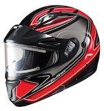 HJC CL-Max II Zader Snow Helmet - Electric Shield