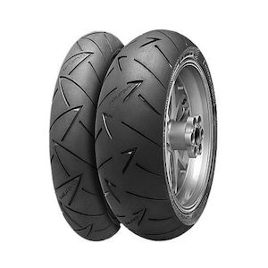 Continental Road Attack 2 GT Front Tire