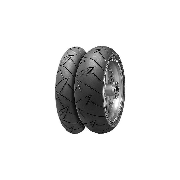 Continental Road Attack 2 GT Rear Tire