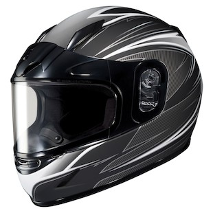 HJC CL-Y Youth Razz Snow Helmet - Dual Lens