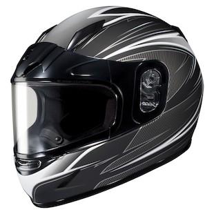 HJC CL-Y Youth Razz Snow Helmet - Dual Lens
