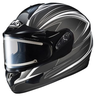 HJC CL-16 Razz Snow Helmet - Electric Shield