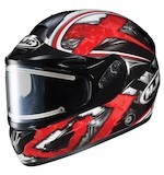 HJC CL-16 Shock Snow Helmet - Electric Shield