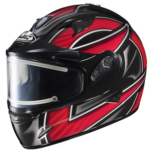 HJC IS-16 Ramper Snow Helmet - Electric Shield
