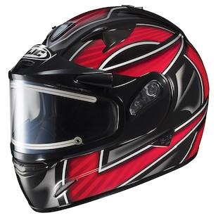 HJC IS-16 Ramper Snow Helmet - Electric Shield