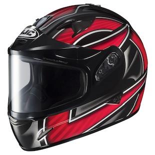 HJC IS-16 Ramper Snow Helmet - Dual Lens