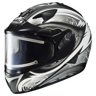 HJC IS-16 Lash Snow Helmet - Electric Shield