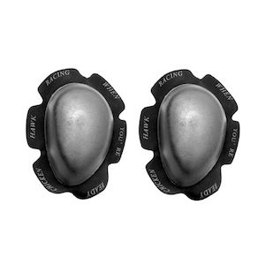 Chicken Hawk Racing Knee Sliders