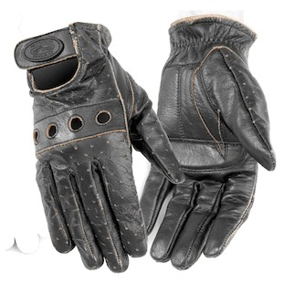 River Road Outlaw Vintage Gloves